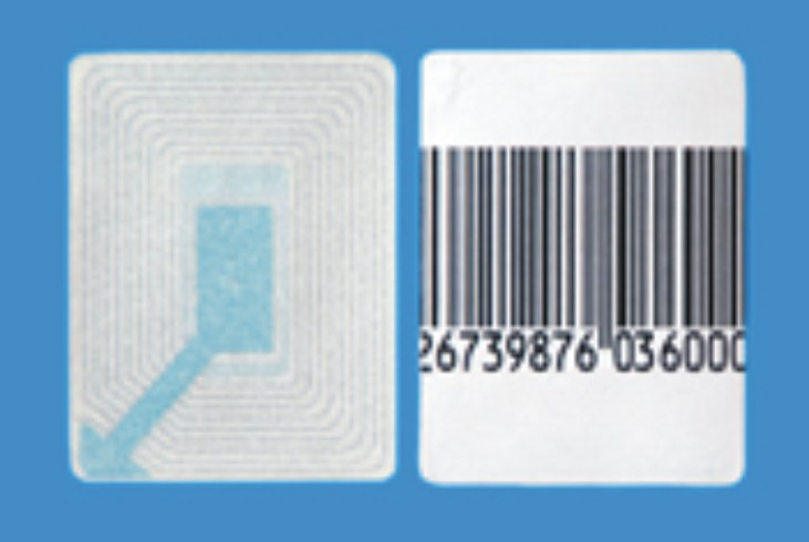 RF Label (3X4) Plain