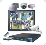 CCTV Security Equipment