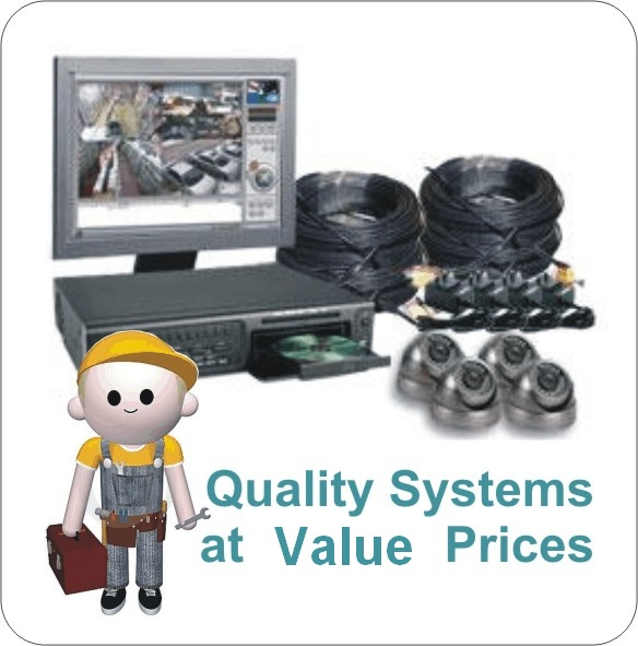 Complete CCTV HD & IP Systems