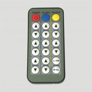 SD Evolution Anti-Smoking Units IR Remote Controller