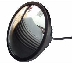 Small Convex Mirror Covert Camera