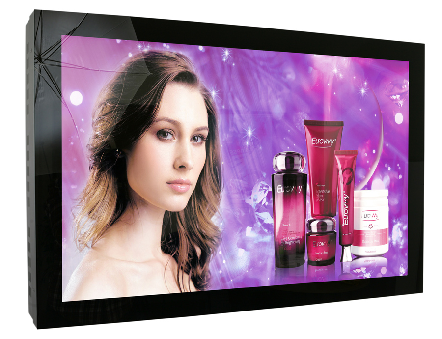 "40"" LCD Landscape Advertising Display"