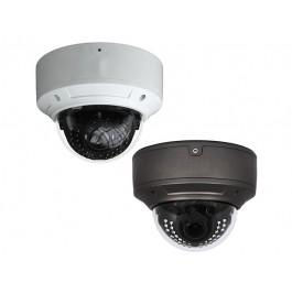 5MP Hybrid HD Infrared External Vandal Dome - Varifocal lens