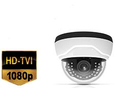 HD TVI Internal High Definition Colour Varifocal Infra-Red Dome