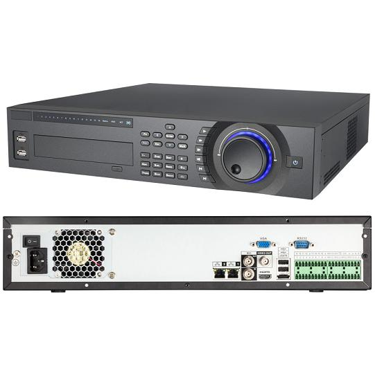 Xus 32ch5 Megapixel IP Network Video Recorder (no PoE)