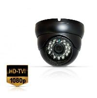 HD TVI Int / Ext High Definition Colour Fixed 'eyeball' IR Dome