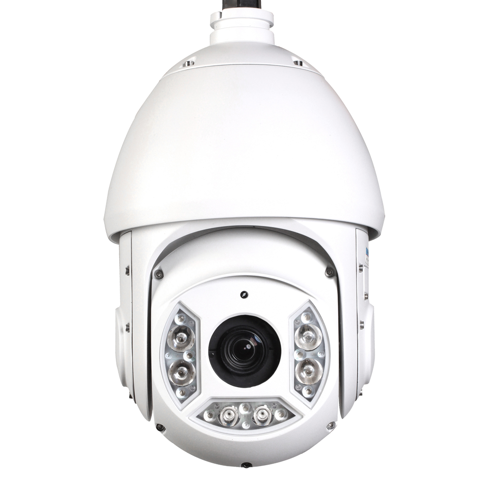 Xus IP Infra-Red PTZ Speed Dome 2 Megapixel Lens