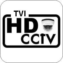 High Definition HD-TVI CCTV