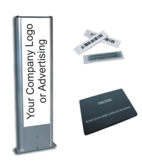 Xellon AM Single AM Label System Retail Security Systems